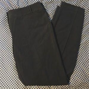 NWT Anne Klein navy blue pants